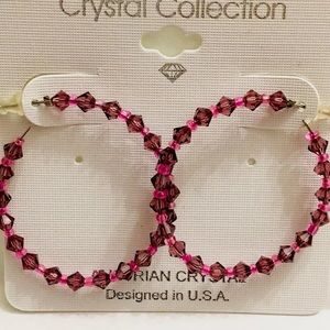 crystal collaction
